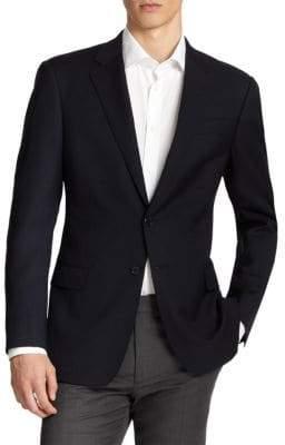 Giorgio Armani Giorgino Collezioni Core Virgin Wool Sportcoat