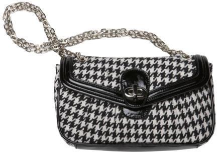 Woven Pattern Handbag