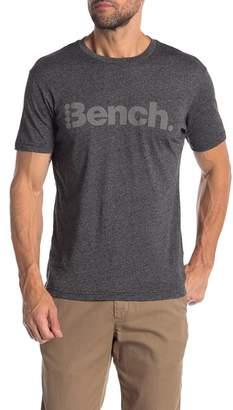 Bench Spotter Logo Print Tee