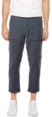 J Brand Koeficient Relaxed Fit Cargo Crop Pants