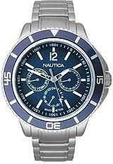 Nautica Unisex N19592G NCS 450 Tobago Classic Analog with Enamel Bezel Watch
