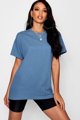 boohoo Basic Oversized T-Shirt