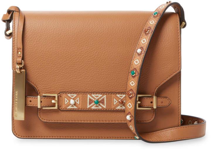 Vince Camuto Women's Abra Leather Crossbody Bag