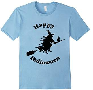 Happy Halloween with Witch T-Shirt