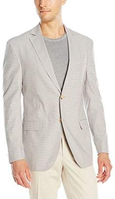 Franklin Tailored Men's Three Color English Check Newton Sport Coat