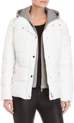 Tommy Hilfiger Removable Bib Puffer Jacket