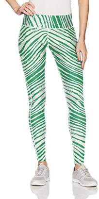 Zubaz Unisex Casual Printed Athletic Lounge Leggings