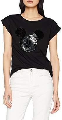 Disney Women's Stars Studios T-Shirt,(Manufacturer Size: )
