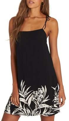 Billabong Night Twist Dress Camisole Dress