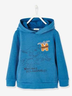 Vertbaudet Hooded Sweatshirt for Boys