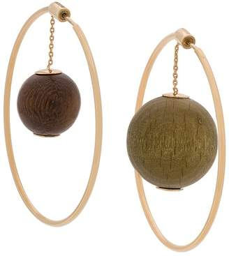 Jacquemus ball earring