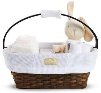 Munchkin Sarabear Portable Diaper Caddy, Waffle