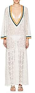 Missoni Mare MARE WOMEN'S CROCHET MAXI CAFTAN-WHITE MULTI SIZE 42 IT