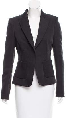Celine Peak-Lapel Tailored Blazer