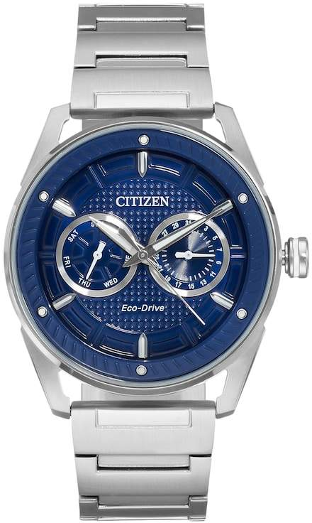 Citizen Drive From Citizen Eco-Drive Men's CTO Stainless Steel Watch