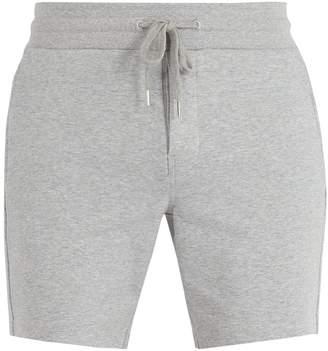 FRESCOBOL CARIOCA Drawstring-waist cotton-blend shorts