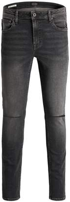 Jack and Jones Ripped Knee Jeans