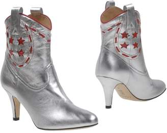 Space Style Concept Ankle boots - Item 11335875