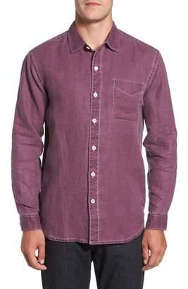 Tommy Bahama Sea Glass Breezer Linen Sport Shirt