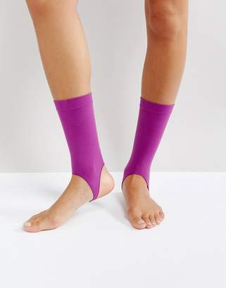 Asos DESIGN Stirrup Ankle Socks