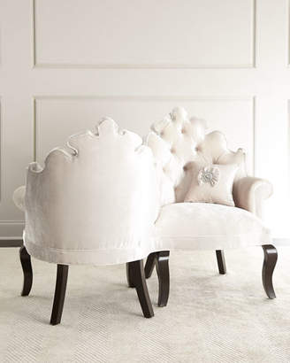 Haute House Isabella Tete-a-Tete Chair