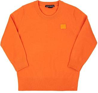 Acne Studios Kids' Mini Nalon Wool Sweater