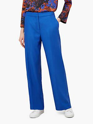 Estella Trousers, Cobalt