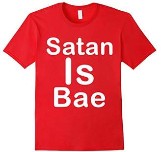 Satan Is Bae Shirt Satan Shirt For Bae Satanic Lucifer