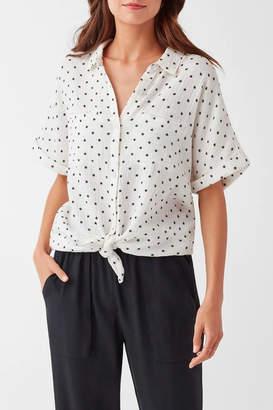 Splendid Star Print Shirt