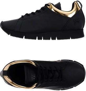 Leather Crown Low-tops & sneakers - Item 11252217NL