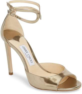 Jimmy Choo Lane Ankle Strap Sandal