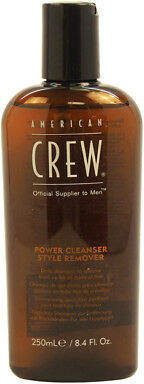 American Crew Unisex Haircare Power Cleanser Style Remover Shampoo 247.80 ml