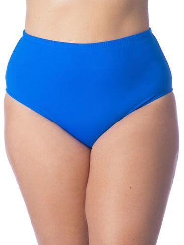 Lauren Ralph LaurenLauren Ralph Lauren Plus Solid Bikini Bottoms