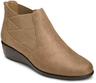 Aerosoles A2 by Above All Wedge Bootie - Women's