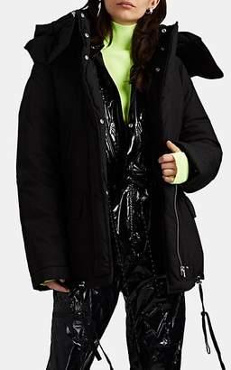 Helmut Lang Men's Tech-Cotton Down Oversized Puffer Coat - Black