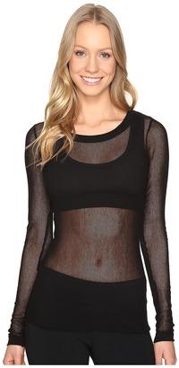 Hard Tail - Long Sleeve Tee Women's T Shirt $80 thestylecure.com