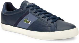 Lacoste Men's Fairlead Leather Sneakers