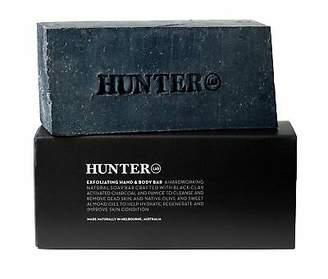 Hunter NEW Exfoliating hand & body bar 220g Men's by Lab