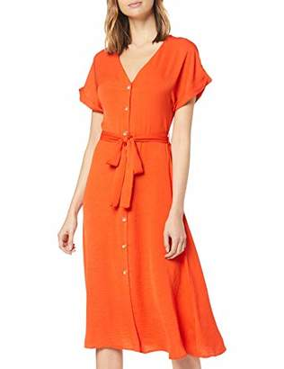 fbea4eb7c96193 at Amazon.co.uk · New Look Women's Button Through Dress,8 (Manufacturer ...