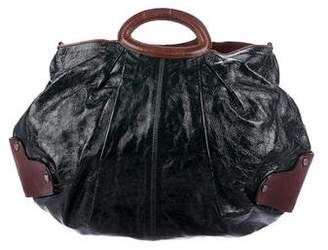 Marni Patent Leather Balloon Bag