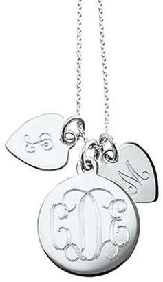 Sarah Chloe Sonya Layered Charm Necklace