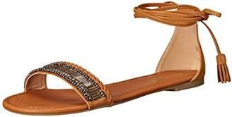 Report Women's Greek Flat Sandal