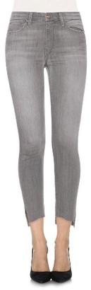 Women's Joe's Cool Off - Charlie Step-Up Hem Skinny Jeans $179 thestylecure.com