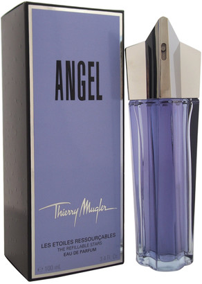 Thierry Mugler Women's 3.4Oz Angel Refillable Eau De Parfum Spray