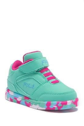 Fila USA Falina Mashup Athletic Shoe (Toddler)