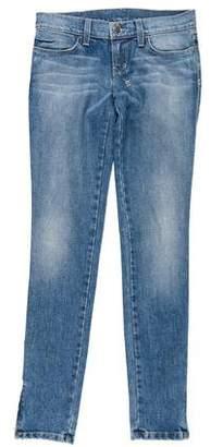 Ksubi Low-Rise Skinny Jeans