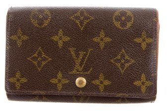 Louis Vuitton Monogram Porte-Trésor Wallet