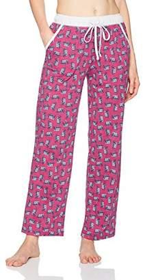 Karen Neuburger Women's Plus-Size Long Pajama Pant