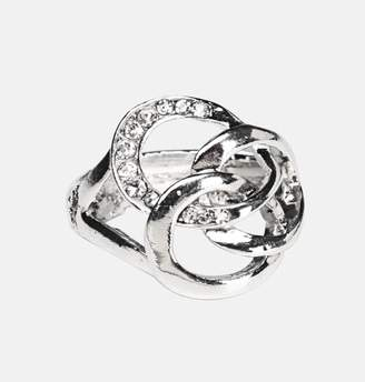 Avenue Stone Teardrop Stretch Ring