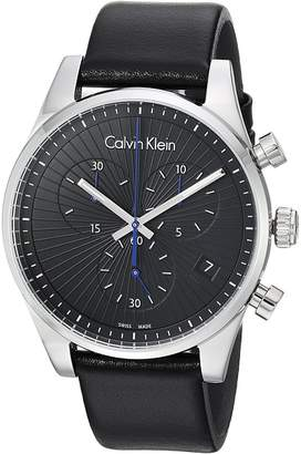 Calvin Klein Steadfast Watch - K8S271C1 Watches